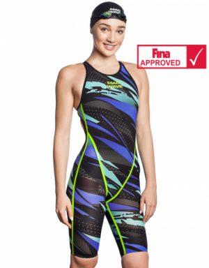Sacensību peldkostīms  Forceshell X 2018 Women – FINA approved