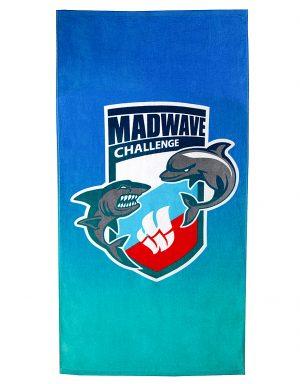 Dvielis Mad Wave challenge