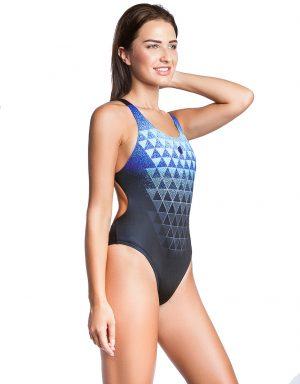 Sieviešu sporta peldkostīms MATRIX