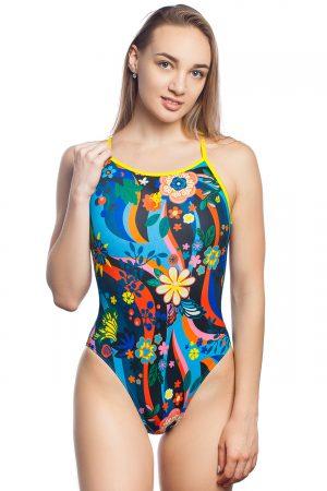 Sieviešu sporta peldkostīms LORY