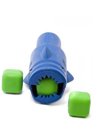 Peldēšanas rotaļlieta MAD BUBBLES HUNGRY SHARK