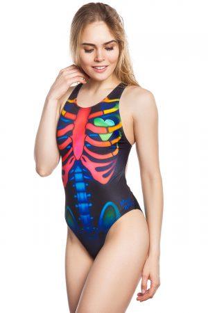 Sieviešu sporta peldkostīms X-RAY