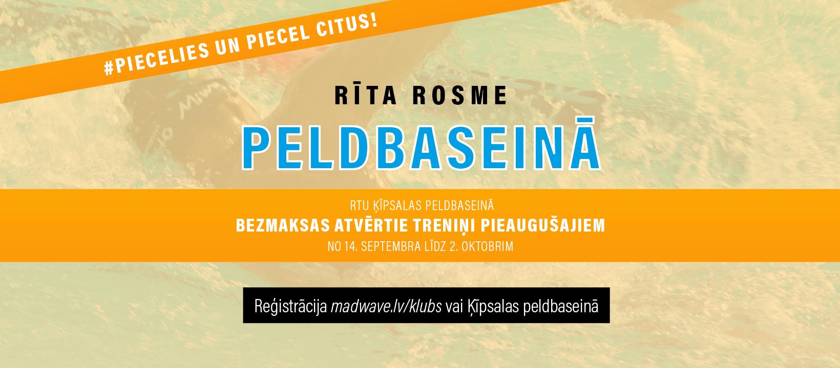 "Read more about the article Bezmaksas atvērtie treniņi ""rīta rosme peldbaseinā"""