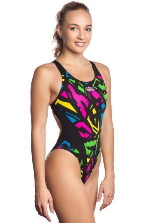 Sieviešu sporta peldkostīms Ambition J3