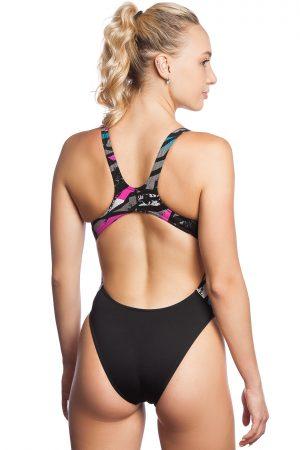 Sieviešu sporta peldkostīms Salut A5