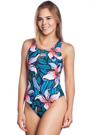 Sieviešu sporta peldkostīms Flex F3
