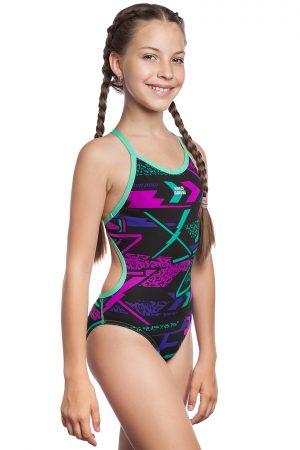 Sporta peldkostīms Flash Junior J4